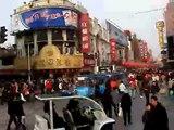 Nanjing Road. Main shopping street of Shanghai