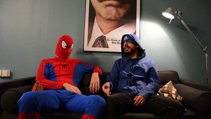 Avengers 2 Vu Par Un Con - Dédo