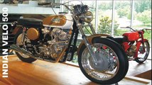 Cafe Racer (Honda CB 500 By Kinetic Motorcycles) - video