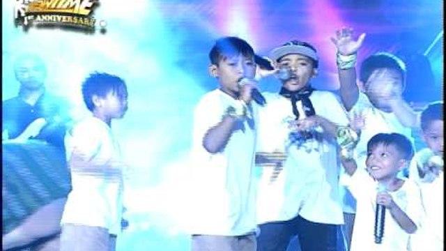 IT'S SHOWTIME 1st Anniversary: Kuya Kim Performance