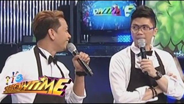 Vhong, Jhong joke on 'sub titles' on Showtime