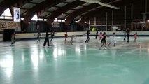 Programme libre Little Lilas (Vitry ) - 4ème en novices - Championnat de France 2015 de ballet sur glace