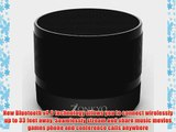 Ultra Portable Wireless Bluetooth Speaker with Built-in Mic Powerful Sound 8 Hour Rechargeable