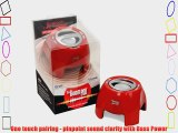 Bluetooth Wireless Speaker with NFC - The Boom Pod - Powerful Portable HD Sound Speaker with