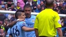 3-0 Sergio Agüero counter attack Goal Manchester City 3-0 QPR 10.05.2015