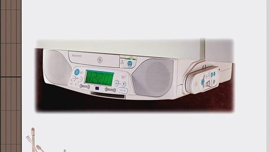 Ge 75290 Spacemaker Cd Fm Am Player With Built In