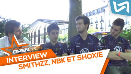 Interview EnVy US - Dreamhack Tours 2015