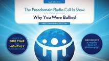"""Stefan Molyneux is Rattled by his Critics! (Re: """"Why You Were Bullied"""")"""
