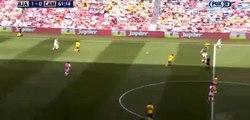 Viktor Fischer Second Goal -  Ajax 2-0  Cambuur 10.05.2015 HD