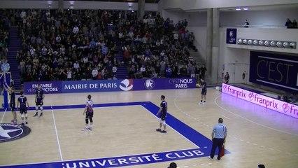 Venez vivre l'émotion du volley à Paris !