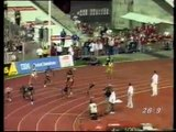 Carl Lewis Farewell Race