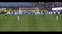 Goal Ilicić - Empoli 0-1 Fiorentina - 10-05-2015