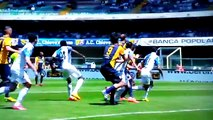 ALL GOALS AND HIGHLIGHTS | Chievo Verona 2-2 Hellas Verona HD - Serie A 10.05.2015