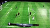 Top 10 des 10 derniers buts de benzema vidéo 1
