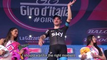 Giro d'Italia Stage 2: Elia Viviani and Michael Matthews post race interviews