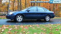 How To Install Replace Engine Ignition Coil Ford Taurus Mercury Sable V6 01-04 1AAuto.com