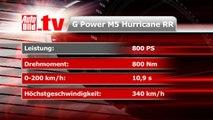 G-Power M5 vs MTM RS6 - Hurricane gegen Clubsport im Tuning Duell