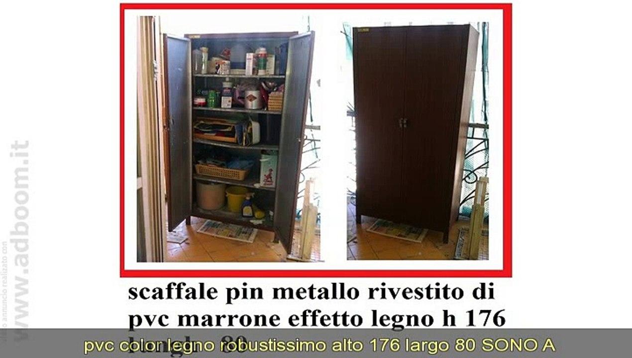 Pin Scaffali Metallici.Torino Pin Scaffale Metallo A Ripiani Rivestito Pvc Color Le Euro 100