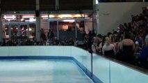 Exercice chorégraphique New's Crazy (Franconville) - Championnat de France 2015 de ballet sur glace