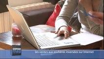 Consomag :  Les ventes aux enchères inversées sur Internet