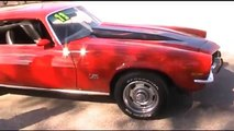 Beautiful 1973 Camaro 383 stroker Test Drive for Sale