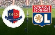 Le résumé du match SMCaen - Lyon