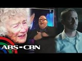 Bandila: Granny swims with sharks, Translator who has 'the moves', & Paul Walker in 'Furious 7'