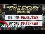 Meralco to raise power rates