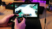 Microsoft Surface RT + SNES Emulator + XBOX Controller = Epic Portable Gaming Experience
