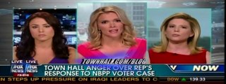 """Megyn Kelly """"Very Unprofessional"""" With Guest Kirsten Powers!"""