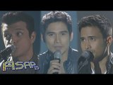 Sam, Jericho & Piolo sing 'Not A Bad Thing' on ASAP