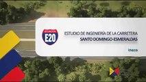 Autopista Esmeraldas-Santo Domingo(Inició su construcción)HD
