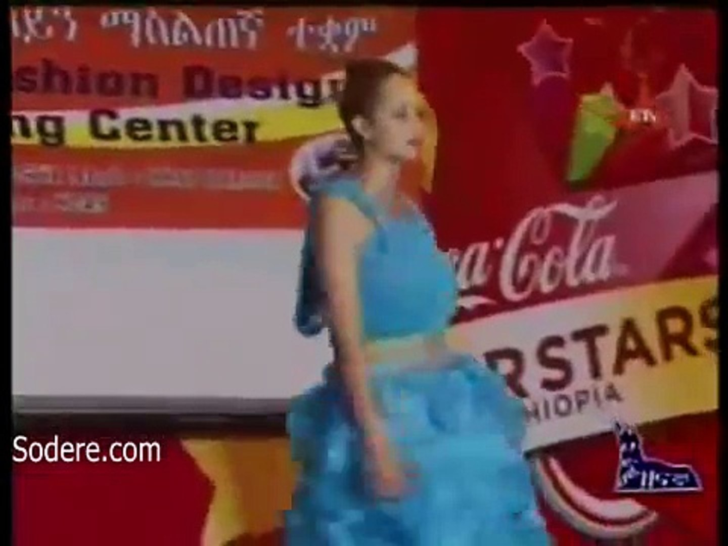Ethiopia Fashion Show Organised By Zewditu Fashion And Design Training Center Held In Addis Video Dailymotion