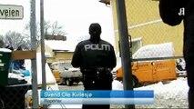 13 romani arestati in Oslo, acuzati de mai multe spargeri si furturi