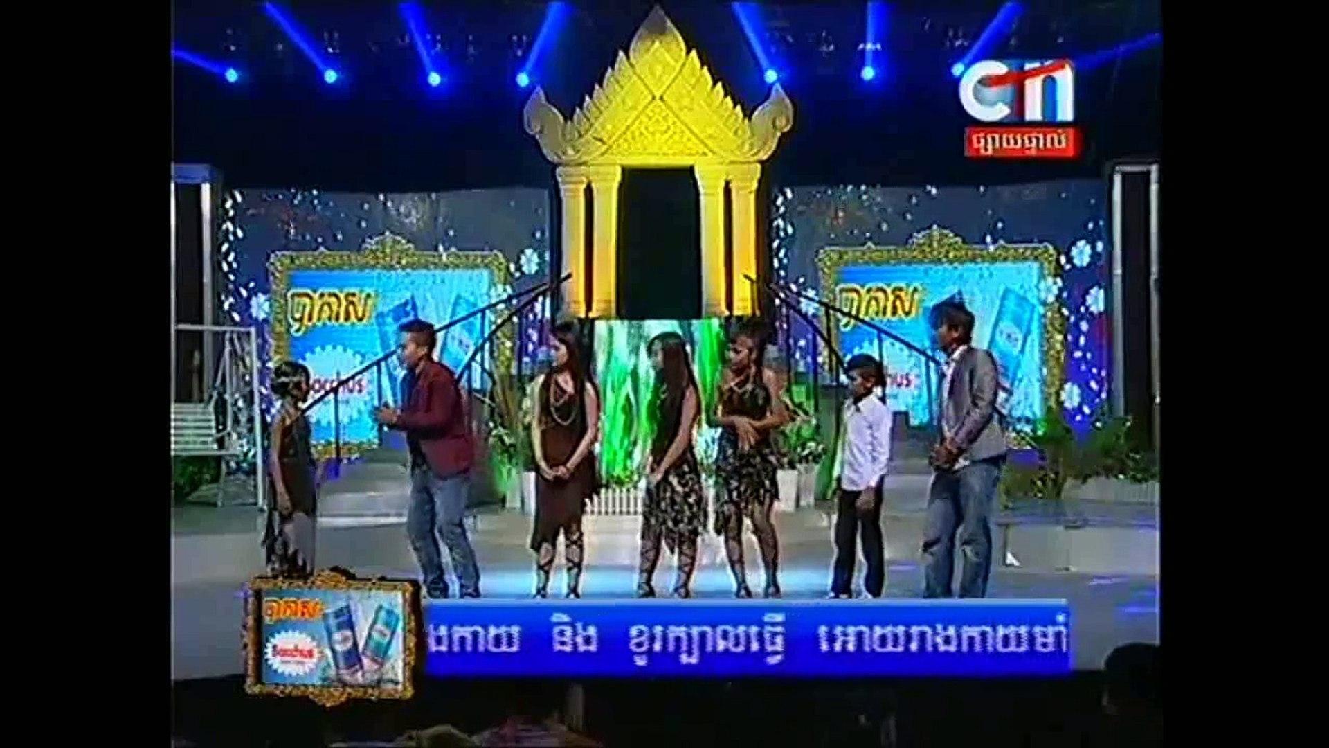 Khmer Comedy - Chao Lok Ta Comedy - 02 May 2015, CTN Comedy || Grandchildren Comedy