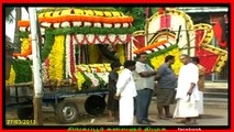 My Fathers funeral,to all my DMK friends.But DMK members never respect properly for my fathers death..........1