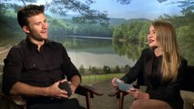 The Longest Ride   Either/Or with Scott Eastwood & Britt Robertson [HD]   20th Century FOX