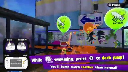 Splatoon Global Testfire 3rd Hour Stream part 1