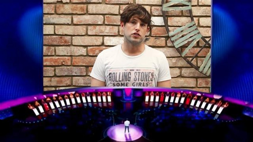 Alex Auditions For Take Me Out