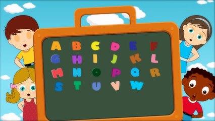 ABC songs for kids - Ep 21 - Nursery Rhyme Street