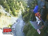 Shotover Canyon Swing - The Chair of Death!