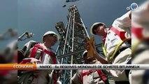 Maroc Petrole  : 6e réserves mondiales de schistes bitumineux