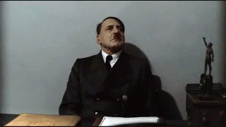 Hitler is asked Why did the chicken cross the road
