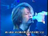 GLAY - Winter, again (Live)