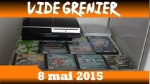 Retour de Vide Grenier du 8 mai 2015