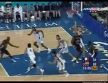 Vince Carter Dunk over Weis | France vs USA Olympic Games 2000