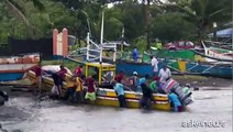 Tifone Noul spaventa le Filippine, fuga dalle coste - Nude News
