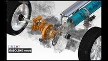 Moteur à air comprimé Hybrid air : technologie & fonctionnement