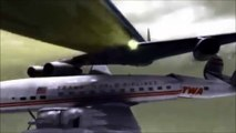 Dunya News-Mid Air Plane Crash New York City ,United Airlines vs Trans World Airlines Mid Air Crash