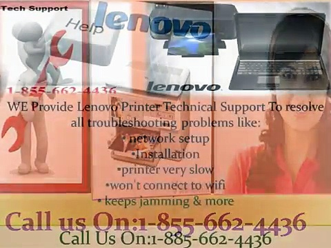 Tech Support- #Lenovo Printer #1855 662 4436 Printer technical support phone number